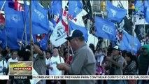 Argentina: justicia por violaciones a DDHH avanza con dificultad