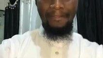 Mohamed Diane - Ne désespère pas de la miséricorde d'Allah