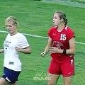 Women soccer match 2018    girls fight during football match on football ground    dirty girls fight     amazing fight