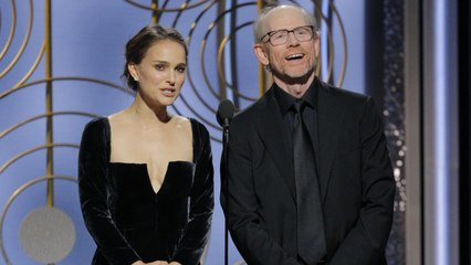 Natalie Portman calls out lack of diversity at Golden Globes in the best way possible