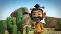 Oko Lele - Episode 9 - Fall in love - animated short - funny cartoon - Super ToonsTV