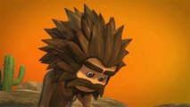 Oko Lele - Episode 10 - Romantic Folower - animated short - funny cartoon - Super ToonsTV