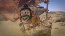 Oko Lele - Episode 11 - Test Flight - animated short CGI - funny cartoon - Super ToonsTV