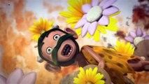 Oko Lele - Episode 15 - Race Car - Animated short CGI - funny cartoon - Super ToonsTV