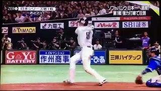 日本シリーズ1~2戦  工藤監督のビデオ検証要求�