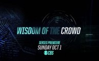 Wisdom of the Crowd - Promo 1x13