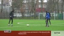Football: Dunkerque - Metz (l'avant-match)