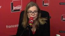 Isabelle Carré répond aux questions de Léa Salamé