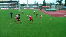 M12 - Rugby baby-foot