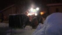 Neige abondante, forts risques d'avalanche dans les Alpes