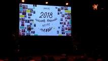 VOEUX MAIRE 2018 - Cérémonie des voeux du Maire d'Angers 2018