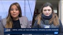 Créteil : après les tags antisémites, une épicerie cachère incendiée