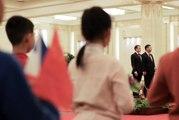 Déclaration conjointe à la presse du Président de la République, Emmanuel Macron et de Xi Jinping, Président de la République Populaire de Chine