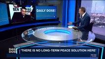 DAILY DOSE   Conservative analyst Ben Shapiro  talks to i24NEWS   Tuesday, January 9th 2018