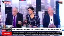 Sécurité routière : Excédé, le journaliste Michel Chevalet évoque son fils accidenté (vidéo)