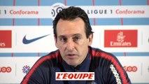 Foot - L1 - PSG : Emery a parlé avec Cavani et Pastore