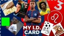 My ID card: Presnel Kimpembe