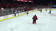 Mike Smith collides with Corey Perry