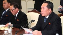 North Korea Says Topic Of Denuclearization Will Not Be Discussed In Talks