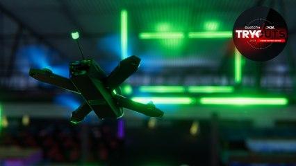 DRL SIM Mardi Gras World Mashup | Drone Racing League