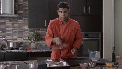 Cook Like A. Champion - S2 - Ham, Cheese, & Mushroom Omelette