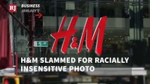 H&M Slammed for Racially Insensitive Photo
