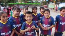 Clausura Futbol Infantil San Jose De Transito 2017