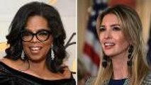 Ivanka Trump Faces Twitter Backlash After Praising Oprah's Golden Globes Speech | THR News