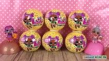Poupées LOL Surprise Confetti Pop Nouvelle Série 3 Grandes Soeurs | Jouets Surprises LOL