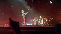 Muse - [JFK] + Interlude + Hysteria, Hartwall Arena, Helsinki, Finland  6/14/2016