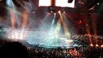 Muse - Interlude + Hysteria, Globe Arena, Stockholm, Sweden  6/11/2016
