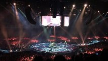 Muse - Interlude + Hysteria, Copenhagen Forum, Copenhagen, Denmark  6/9/2016
