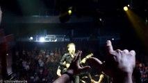 Muse - Hysteria (partial clip), Barclaycard Arena, Hamburg, Germany  6/6/2016