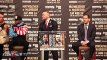 THE COMPLETE FLOYD MAYWEATHER VS CONOR MCGREGOR LOS ANGELES PRESS CONFERENCE VIDEO