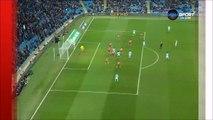 2-1 Sergio Agüero Goal England  Football League Cup  Semifinal - 09.01.2018  Manchester City 2-1...