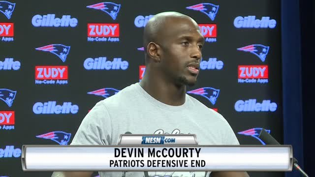 Devin McCourty knows the Patriots defense could have some trouble containing Marcus Mariota.