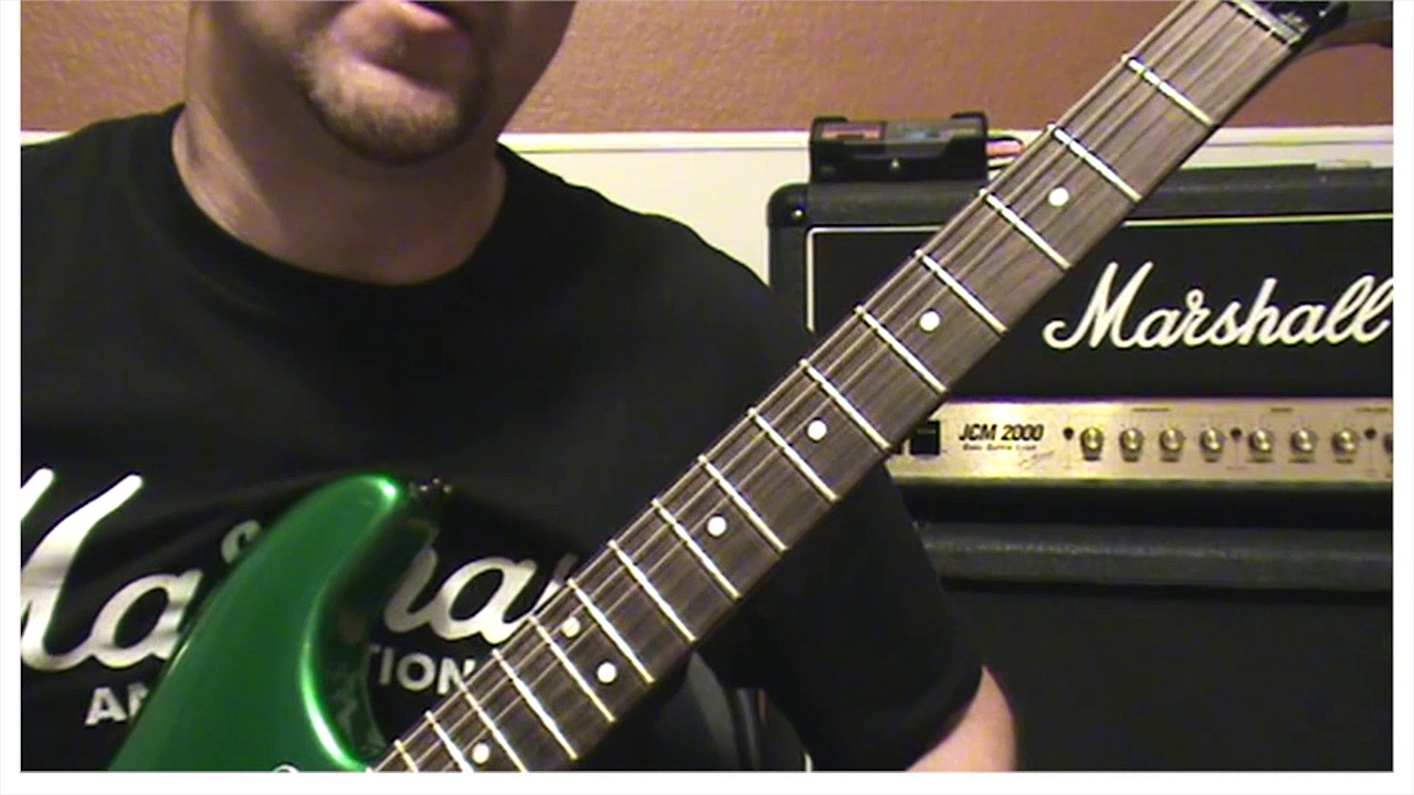 Guitar Lessons Arlington TX – Lead Guitar Lesson