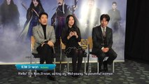 [Showbiz Korea] Actor Kim Myungmin(김명민), Oh Dalsu(오달수), Kim Jiwon(김지원) Interview