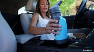 Finally, a Water Bottle for You and Your Dog