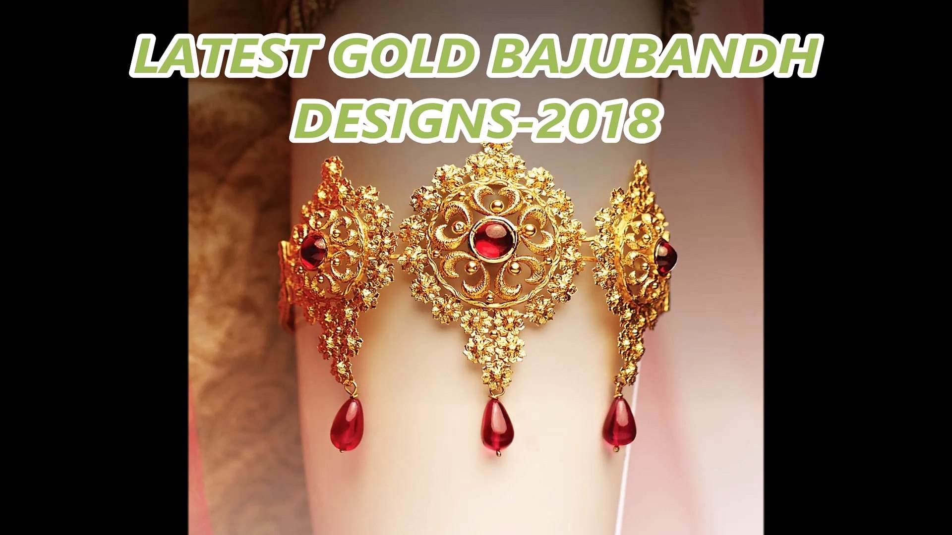 c9a8082a53a8d LATEST GOLD BAJUBANDH DESIGNS-2018, GOLD JEWELLERY COLLECTION