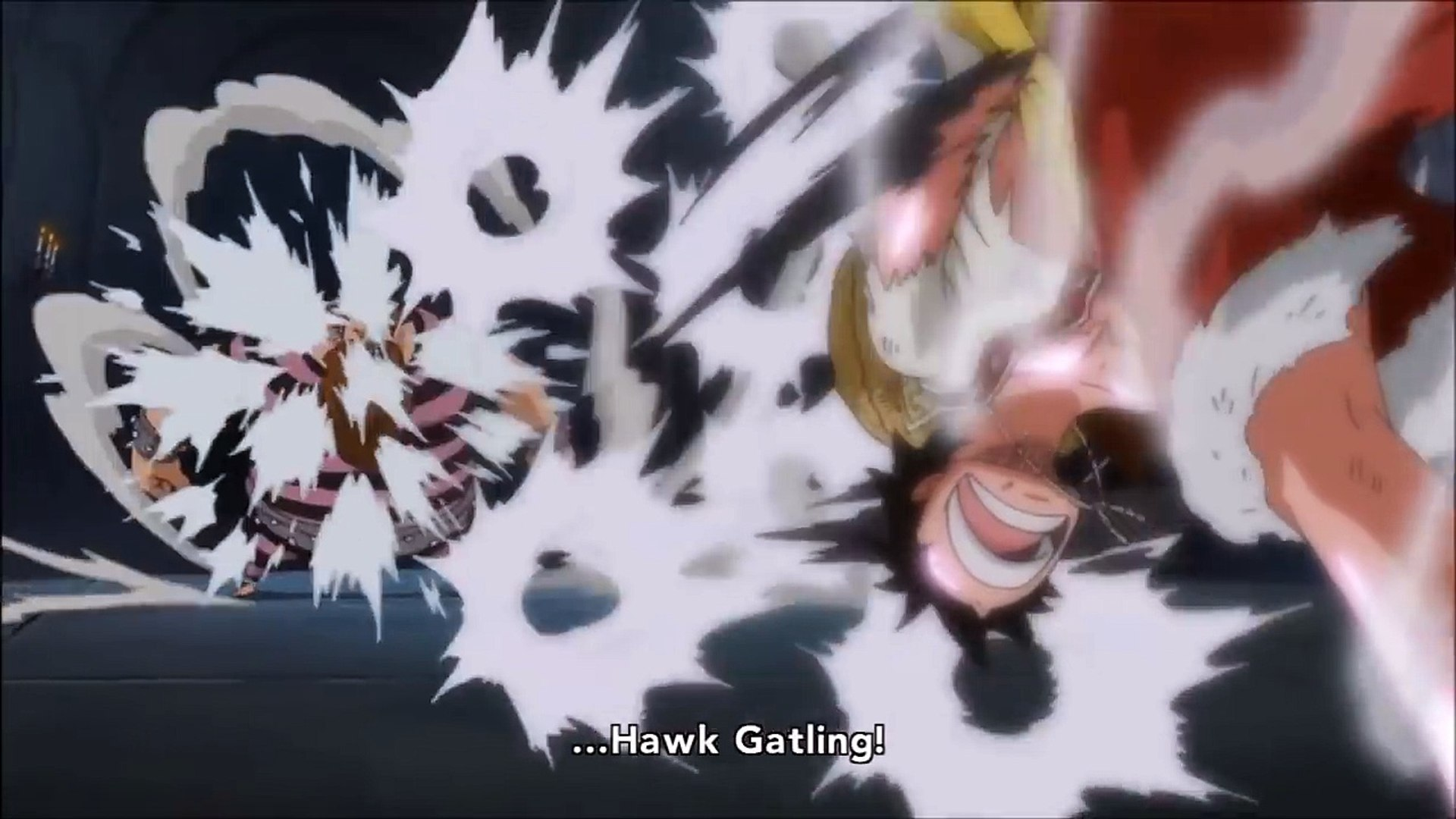 One Piece 820  – Luffy Vs Big Mom Pirate Cadenza