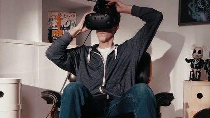 CES 2018 :  3dRudder Blackhawk, un nouveau contrôleur de mouvement pour jeu PC et VR