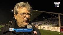 Composition des équipes + interview de Jean-Marc entraîneur de Laval.