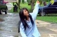 Alissa Soebandono arm carry 2
