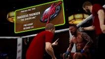 EA Sports UFC 3 - Trailer modalità carriera