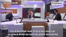 PS: Michel Sapin règle ses comptes avec Manuel Valls