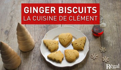 Ginger biscuits | regal.fr
