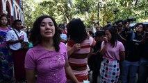 Jornalistas da Reuters são processados em Mianmar