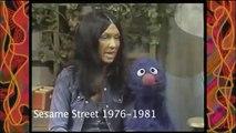 Buffy Sainte-Marie on Sesame Street