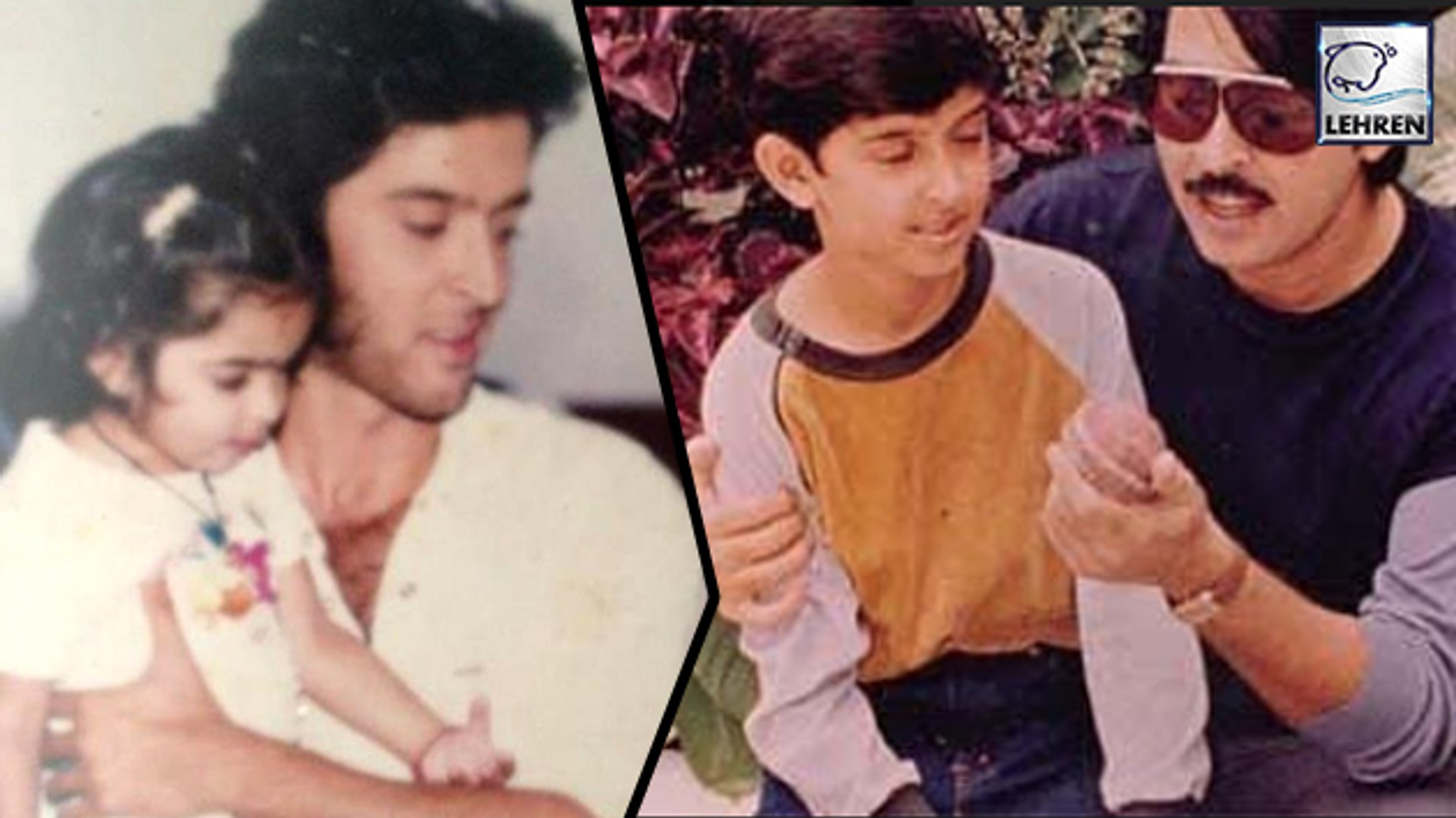 7 Throwback Pics Of Hrithik Roshan: Birthday Special